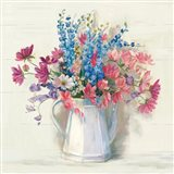 Ironstone Bouquet I Bright