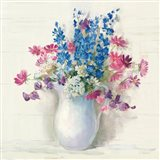 Ironstone Bouquet II Bright