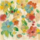 Playful Floral Trio II