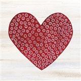 Rustic Valentine Heart III