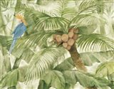 Tropical Canopy I Green