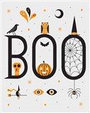 Festive Fright Boo