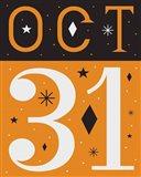Festive Fright October 31 I