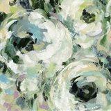 Sage and Lavender Peonies II