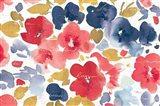 Floral Flow I