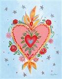 Frida's Heart III