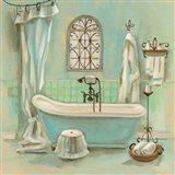 Glass Tile Bath I