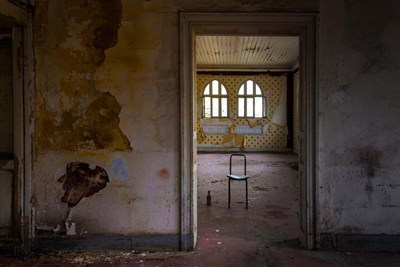 Abandoned Room Poster by Ramiz Sahin for $43.75 CAD