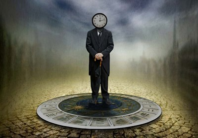 12h12 High Time To Take Control Over Your Live Poster by Ben Goossens for $45.00 CAD