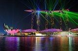 Marina Bay Sands Lasershow