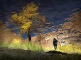Man In Nature - Autumn