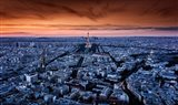 Paris In Cold and Warm