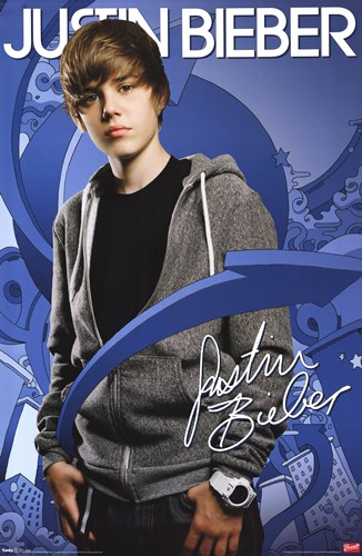 Justin Bieber - Arrows Poster by Unknown for $12.50 CAD