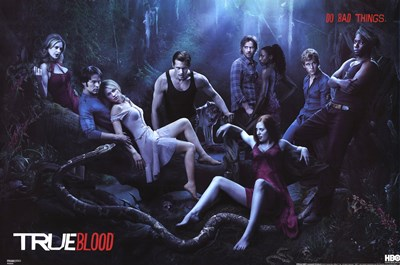 True Blood - Cast Poster by Unknown for $13.75 CAD