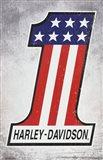 Harley-Davidson - #1
