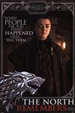 Game of Thrones - Arya-The North Remembers