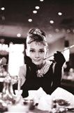 Audrey Hepburn-Breakfast at Tiffany's