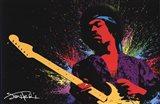 Jimi Hendrix (Paint)