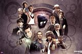 Doctor Who - Doctors Collage
