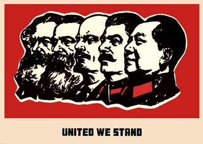 United We Stand Poster by 20th Century Chinese School for $60.00 CAD
