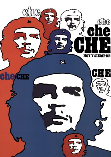 Che, Hoy y Siempre Poster by The Vintage Collection for $62.50 CAD