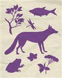 Woodland Creatures I