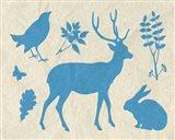 Woodland Creatures IV