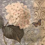 Flowers Butterfly I
