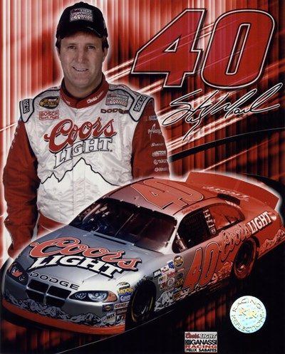 2005 Sterling Marlin collage- car, number, driver and signature Poster by Unknown for $11.25 CAD