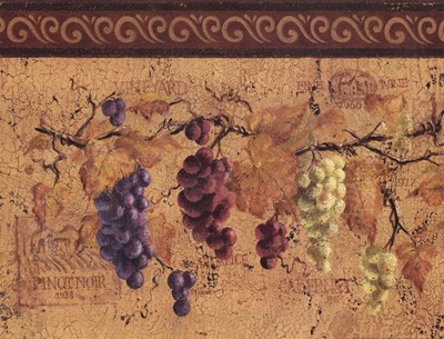 Grape Collection Poster by Rebecca Carter for $18.75 CAD