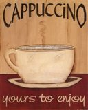 Cappuccino Yours to Enjoy
