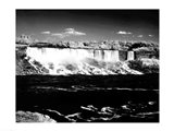 Canada, Niagara Falls, Infrared view, taken from Canadian side - your walls, your style!
