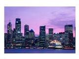 Skyscrapers in a city, Circular Quay, Sydney, Australia