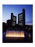 City Hall & Nathan Phillips Square, Toronto, Canada - your walls, your style!