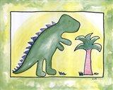 Lil Green Dino