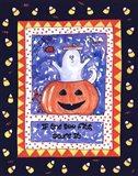 Halloween Ghost (Blue)