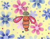 Funky Flower Bee
