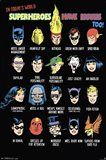 DC Comics - Superhero Issues