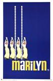 Marilyn, c.1963 - Blue