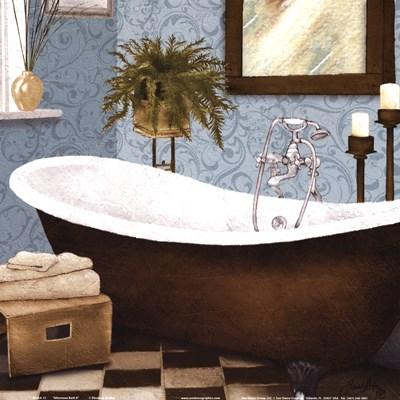 Afternoon Bath II Poster by Elizabeth Medley for $12.50 CAD
