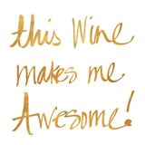 Wine Gold VI
