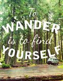 Wandering to Find Yourself