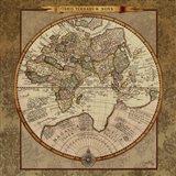 Damask World Map II