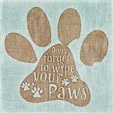 Dog Paw II