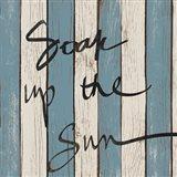 Beach Words I