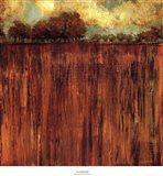 Horizon Line with Trees I