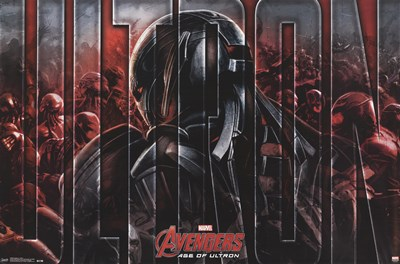 Avengers 2 - Ultron Poster by Unknown for $12.50 CAD