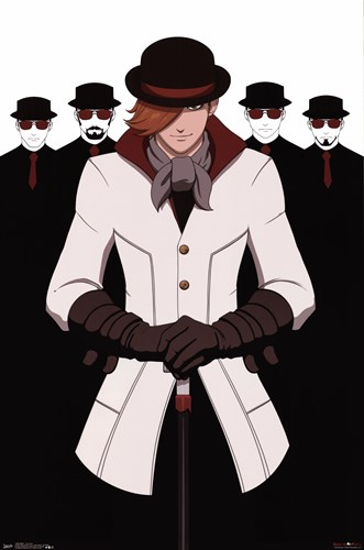 RWBY - Torchwick Poster by Unknown for $12.50 CAD