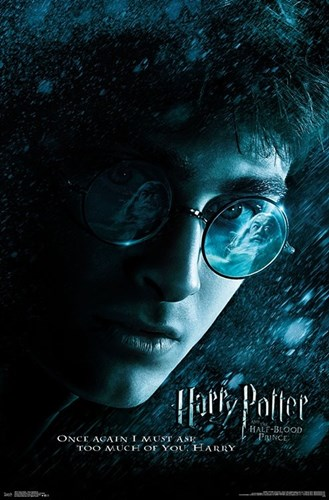Harry Potter - Harry Half Blood Poster by Unknown for $12.50 CAD