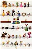 Super Mario - Grid